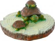 Фігурка декоративна для водойми Сімейство черепашок
