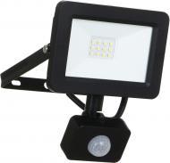Прожектор з датчиком руху Expert Light OS-F20-PIR LED 20 Вт IP54 чорний
