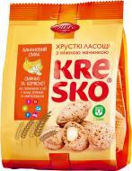 Хрусткі фігурки АВК Kresko Банановий смак 74 г (4823085717566)