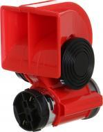 Сигнал звуковий повітряний Elegant 12V NAUTILUS равлик червоний