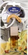 Ароматизатор підвісний Fresh Wood ваніль