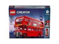 Конструктор LEGO Creator Лондонський автобус 10258