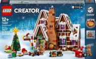 Конструктор LEGO Creator Пряниковий будиночок 10267