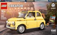 Конструктор LEGO Creator Fiat 500 10271