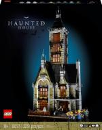 Конструктор LEGO Будинок із привидами на ярмарку 10273