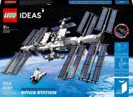Конструктор LEGO Ideas Міжнародна космічна станція 21321
