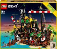 Конструктор LEGO Ideas Пірати із затоки Барракуда 21322