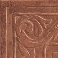 Плитка Zeus Ceramica Котто класіко марон ТРX22 16x16
