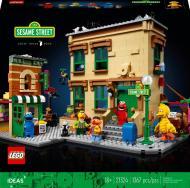 Конструктор LEGO Ideas 123 Sesame Street 21324