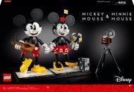 Конструктор LEGO Disney Princess Збірні Міккі Маус і Мінні Маус 43179