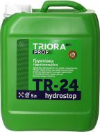 Грунтовка водоотталкивающая Triora TR-24 hуdrostop 5 л