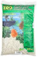 Ґрунт для акваріума Nechay ZOO середній білий 5-10 мм 10 кг