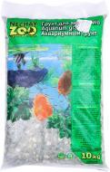 Ґрунт для акваріума Nechay ZOO середній чорно-білий 5-10 мм 10 кг