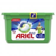 Капсули для машинного прання Ariel Pods Все-в-1 + Екстра захист від запаху 12 шт.