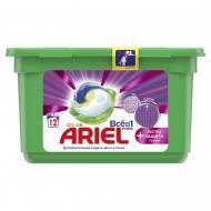 Капсули для машинного прання Ariel Pods Все-в-1 + Екстра захист тканини 12 шт.