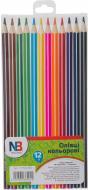 Набір олівців 12 шт. 2251532362014 Nota Bene