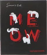 Щоденник шкільний Simon's Cat 1
