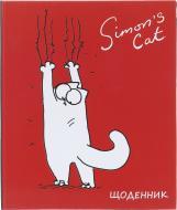 Щоденник шкільний Simon's Cat 2