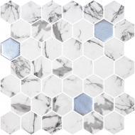 Плитка Onix Hex XL Fosco Argent (BLISTER) 28,6x28,4