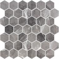 Плитка Onix Hex XL Grafito Matte (BLISTER) 28,6x28,4