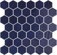 Плитка Onix Hex XL Zelik Blue (BLISTER) 28,6x28,4