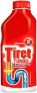 Гель Tiret TURBO для прочищення труб 0,5 л