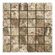 Плитка KrimArt мозаїка МКР-3 СН Emperador Light 30,5x30,5 см
