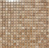 Плитка KrimArt мозаика МКР-4П Emperador Light 30,5x30,5 см