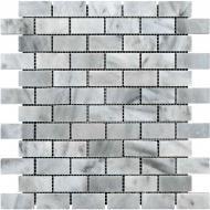 Плитка KrimArt мозаїка МКР-11С Mix White 30,3x32,5 cм