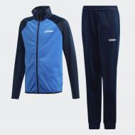 Костюм Adidas YB TS ENTRY DV1744 р. 128 синий