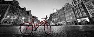 Плитка Tiger Beg Amsterdam червоний декор 20x60