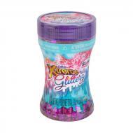 Ігровий набір ORB Slimy Xtreme Glitterz: мега-глітерний слайм у контейнері (300 г) в асортименті ORB40668