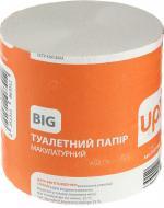 Туалетний папір туалетний папір UP! (Underprice) Big одношаровий 1 шт.