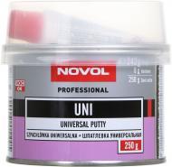 Шпаклівка універсальна UNI 0,25кг NOVOL 1100 0,25кг