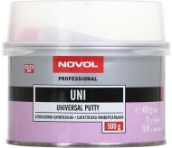 Шпаклівка універсальна UNI 0,50 кг NOVOL 1101 0,5кг