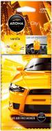 Ароматизатор підвісний Phantom Aroma Car City ваніль