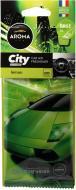 Ароматизатор підвісний Phantom Aroma Car City лимон