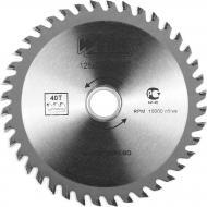 Пиляльний диск Werk  125x22.2x1.7 Z40 WE109105