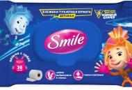 Туалетний папір Smile вологий Фіксики 20 шт.