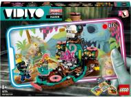 Конструктор LEGO Vidiyo Піратський панк-корабель 43114