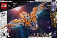 Конструктор LEGO Super Heroes Marvel Корабель Вартових галактики 76193