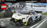 Конструктор LEGO Speed Champions Koenigsegg Jesko 76900