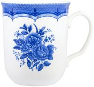 Чашка Victoria Blue 370 мл Claytan Ceramics