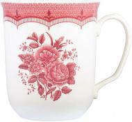 Чашка Victoria Pink 370 мл Claytan Ceramics