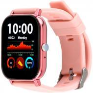 Смарт-часы Amico Go Fun Pulseoximeter and Tonometer pink (850475)