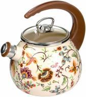 Чайник Майоліка 2,5 л Idilia