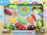 Ігровий набір Sweet Baby Toys Овочі JDY801023241