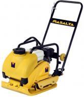 Віброплита Masalta MS90-4 (Honda) з колесами