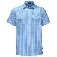 Сорочка Jack Wolfskin THOMPSON SHIRT MEN 1401042-7817 р. 2XL блакитний