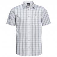 Рубашка Jack Wolfskin HOT SPRINGS SHIRT M 1402332-7508 р. L белый